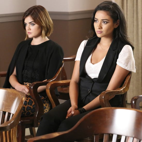 "Pretty Little Liars ""Of Late I Think of Rosewood"" Pictures"