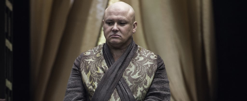 You'll Never See Varys the Same Way Again After Gazing Upon His Full Head of Hair IRL