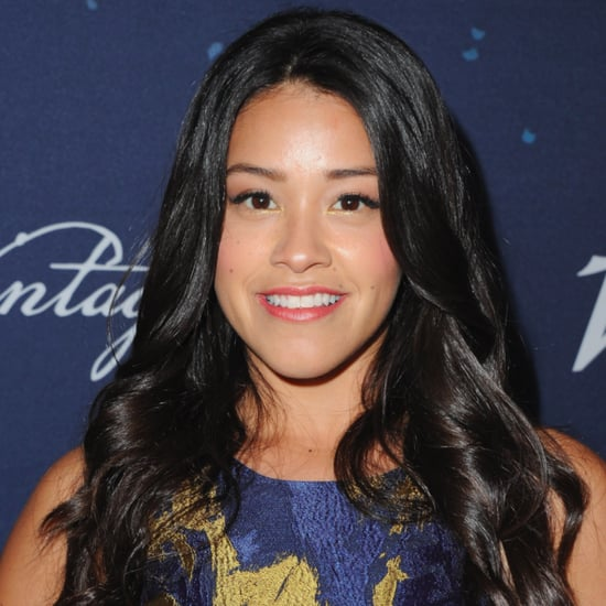 How to Get Gina Rodriguez's Wavy Hair