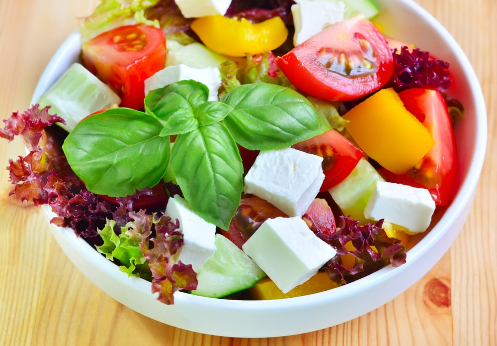 Myth: Eat Salads, Lose Weight