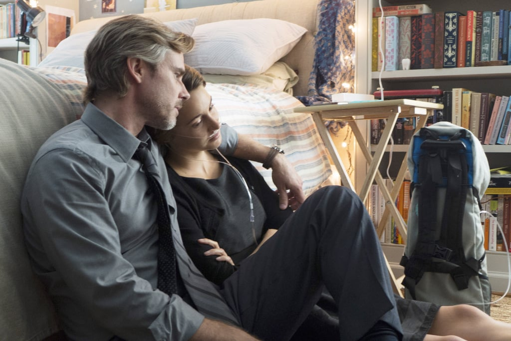 Sam Trammell in The Fault in Our Stars