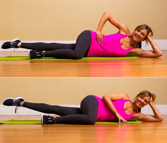 Pilates Inner-Thigh Leg Lifts