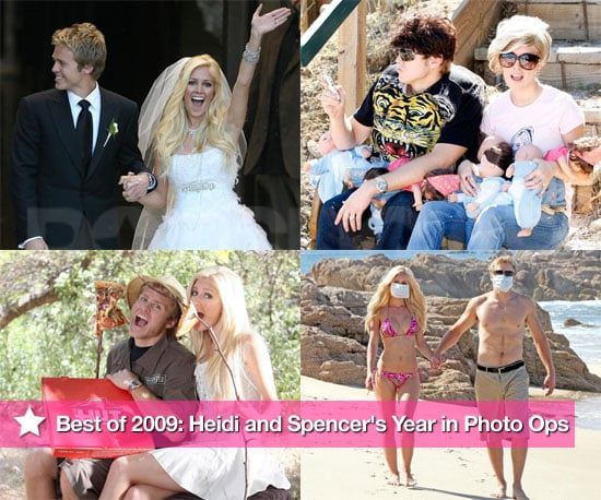 Best of 2009: Heidi and Spencer's Year in Photo Ops