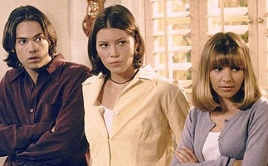 FROM EW: 7th Heaven Stars Look Back on the Show (and Their Hair!) on Its 20th Anniversary
