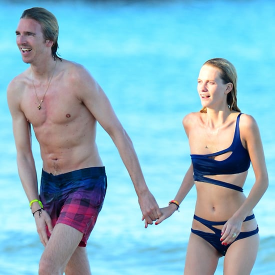 Poppy Delevingne and James Cook in Ibiza   Pictures