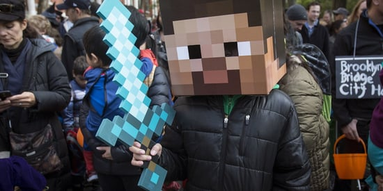 Minecraft Launches A Virtual Reality Edition