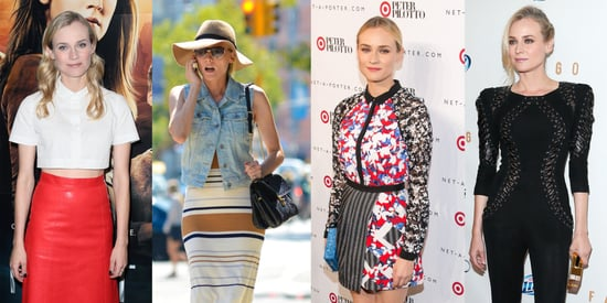 15 Style Lessons From Diane Kruger