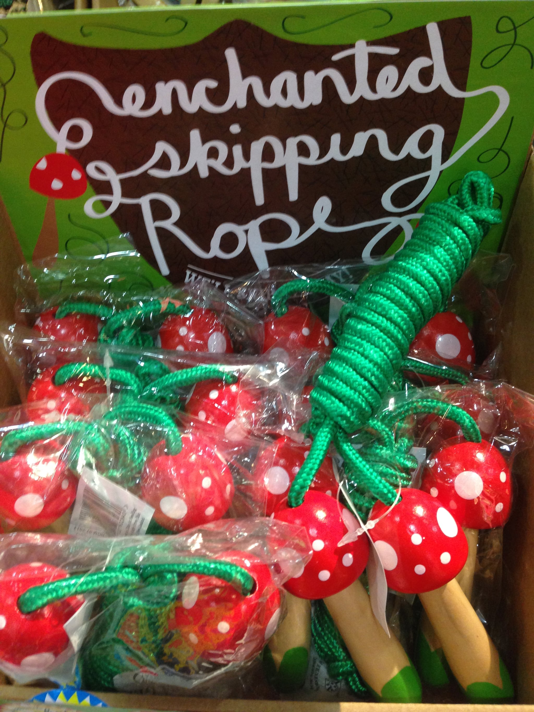 Seedling Enchanted Skipping Rope