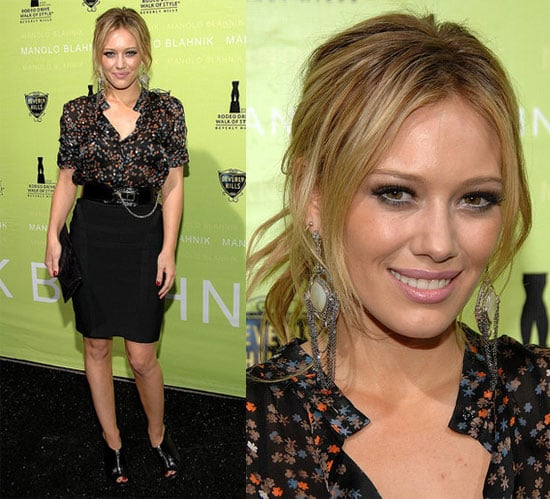Celebrity Style: Hilary Duff