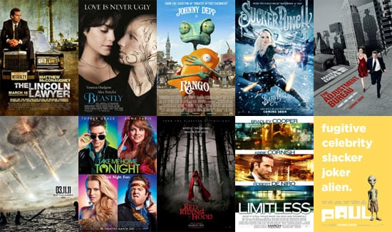 March 2011 Movie Releases