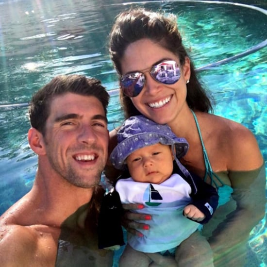 Michael Phelps's Cutest Family Pictures