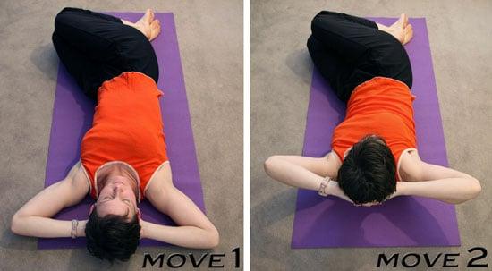 Let Pilates Move You: Twisted Obliques