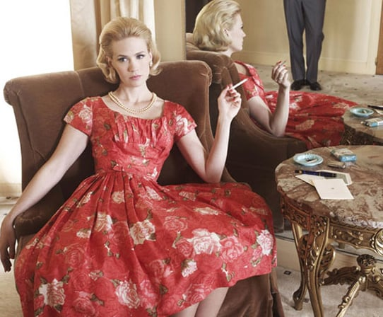 New Mad Men Season 4 Pics and Beauty Lessons