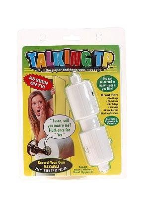 Talking TP Roll