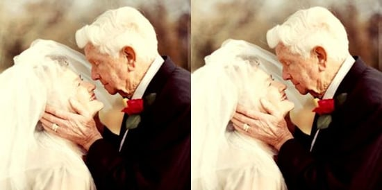 Grandparents Redid Their Wedding 63 Years Later And We're Crying