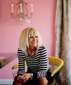 Betsey Johnson's Maximalist Pink Pad For Sale