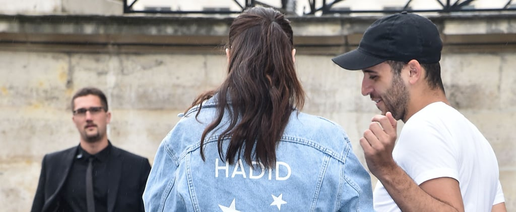 Bella Hadid Stole This Styling Trick Straight From Her Sister
