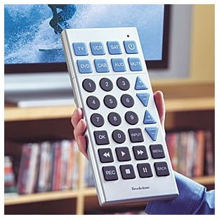 Is This Super-Sized TV Remote For Real?