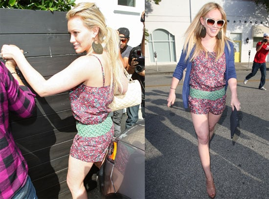 Pictures of Hilary Duff