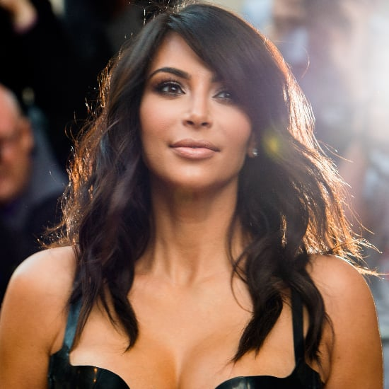 Kim Kardashian's Ice Bucket Challenge Video