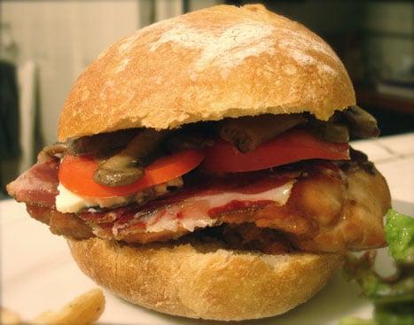 'Wich of the Week: Cap'n Blue Cheese Chicken Sandwich