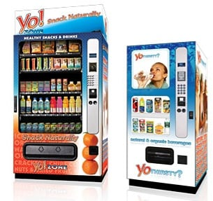 Yo!Naturals: Healthy Vending Machines