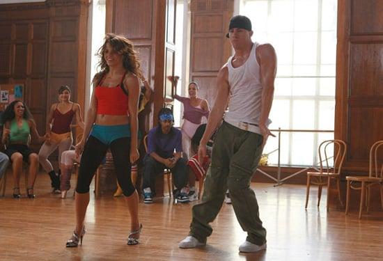 Jenna Dewan and Channing Tatum, Step Up