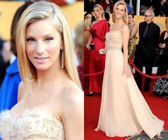 Heather Morris at 2011 SAG Awards 2011-01-30 18:04:56