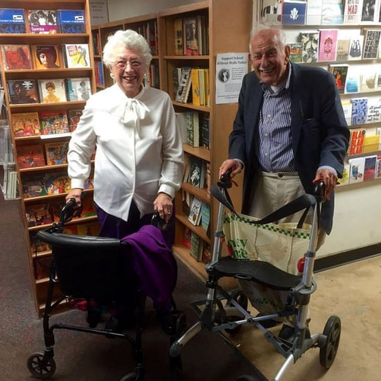 90-Year-Old Couple Goes on Blind Date at Bookstore: 'It's Not Easy Making Connections as a Senior, but We Need It'