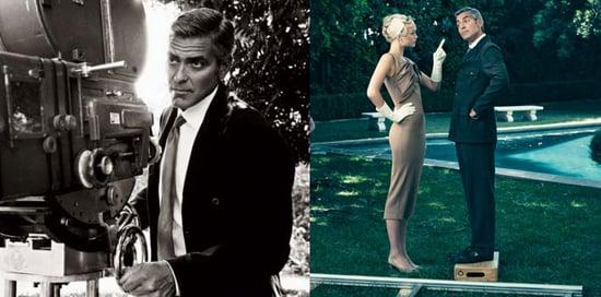 Clooney Gets a Lift