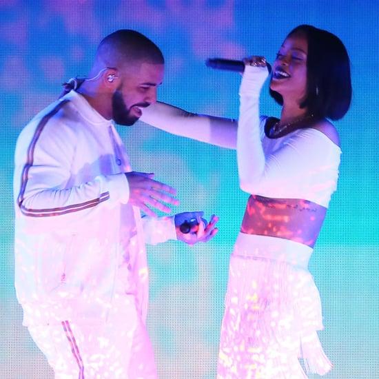 Rihanna and Drake's Brit Awards Performance Video 2016