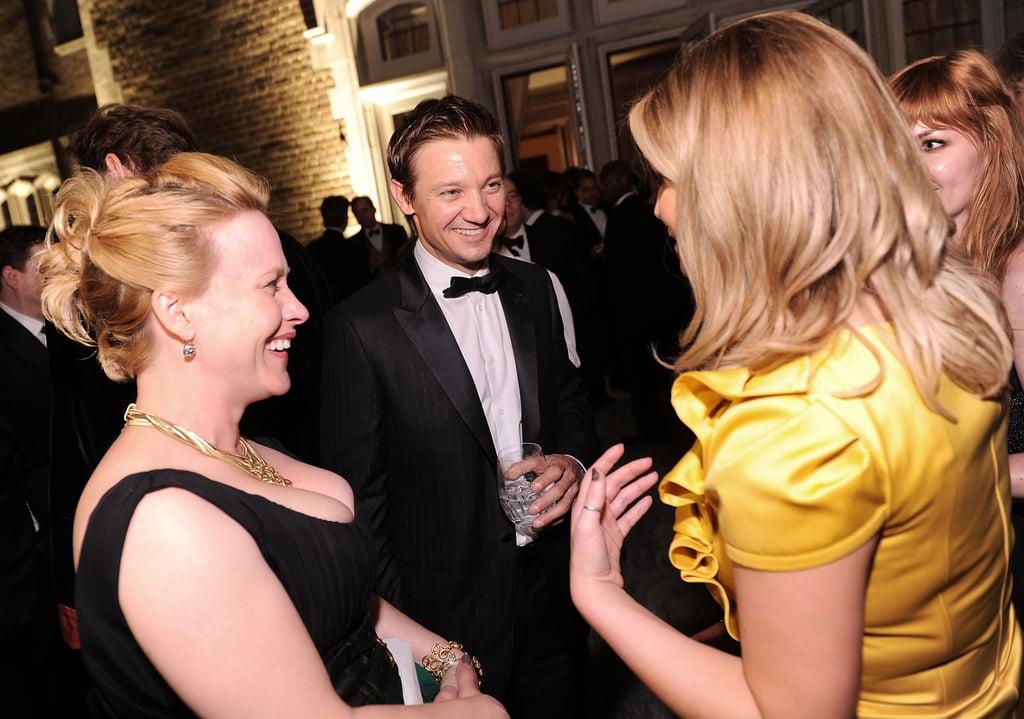 Patricia, Jeremy, and Jessica