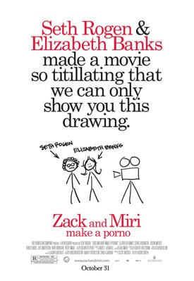 Watch, Pass, TiVo or Rent: Zack and Miri Make a Porno