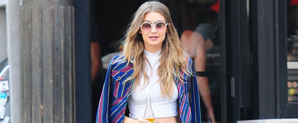 You've Been Looking For Gigi Hadid's Summer Suit All Your Life
