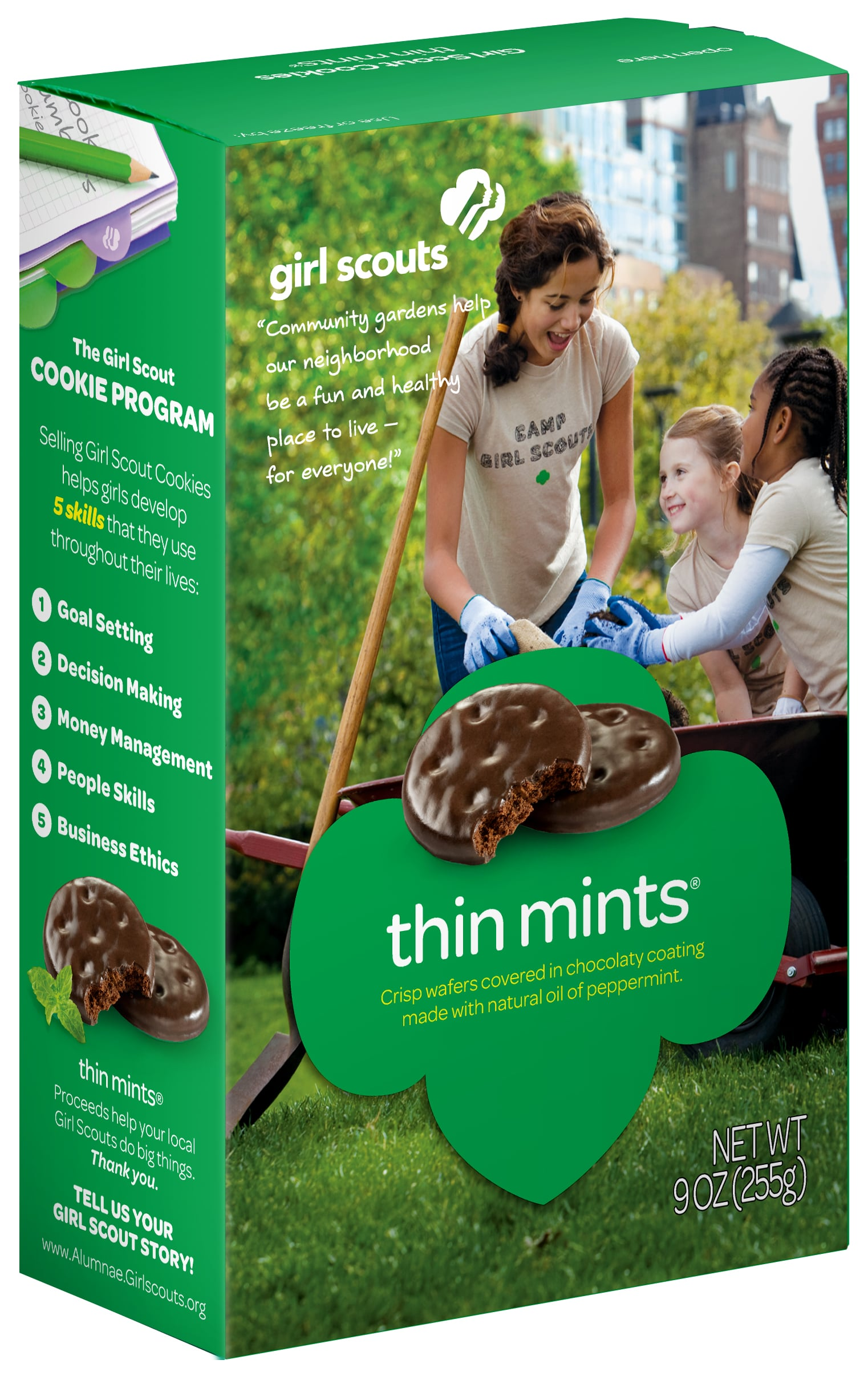 Thin Mints | If You Haven't Tried These Foods Frozen, You Haven't ...