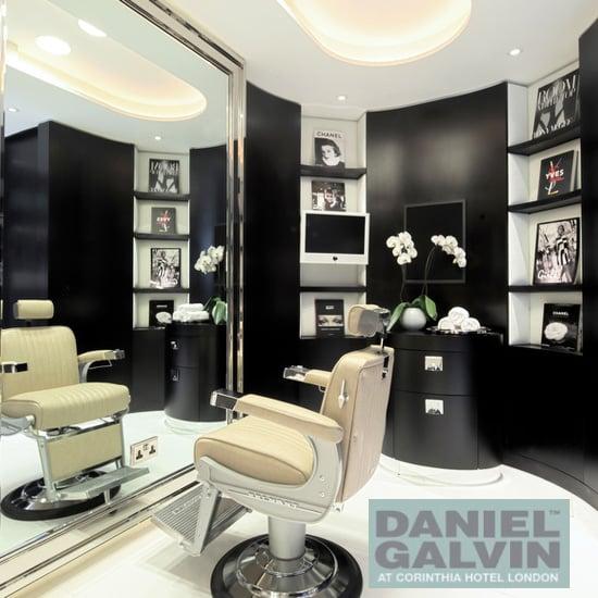 Daniel Galvin Salon in the Corinthia Hotel