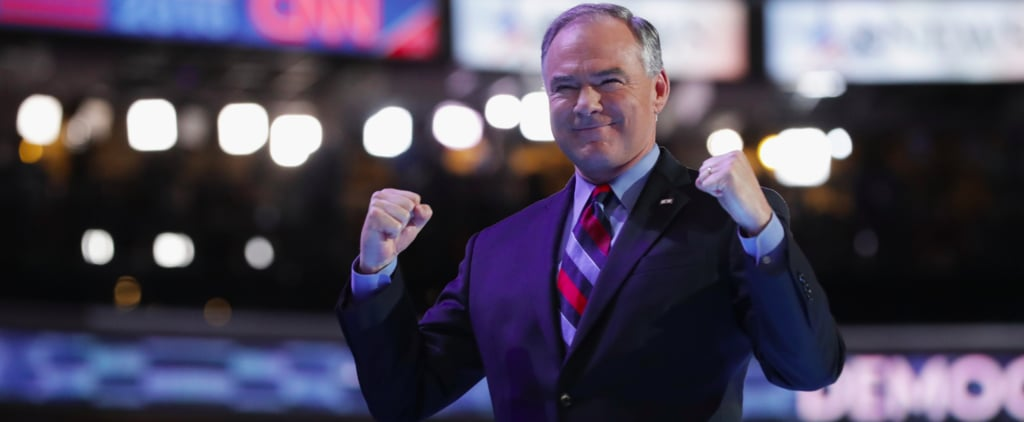 The Important Part of Tim Kaine's Speech That Got Overshadowed by Obama's