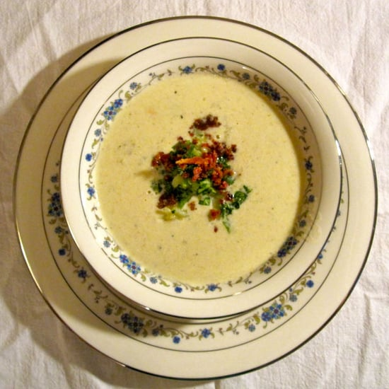 Oyster Chowder Recipe