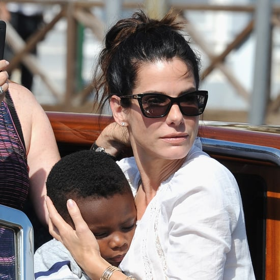 Celebrity Single Moms