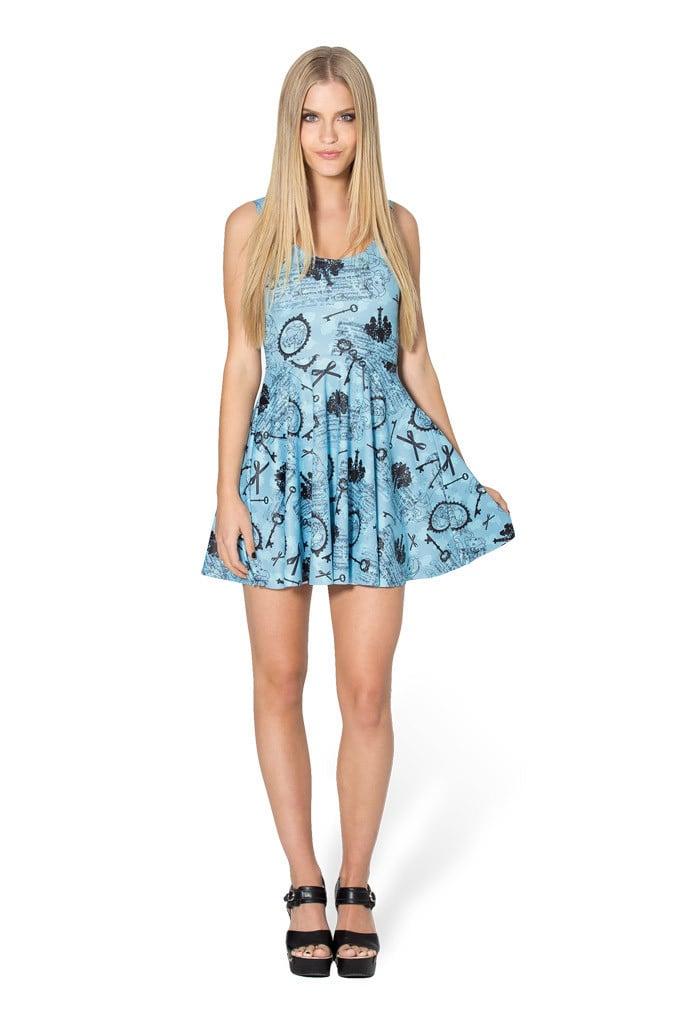 Vintage Alice Scoop Skater Dress ($90)