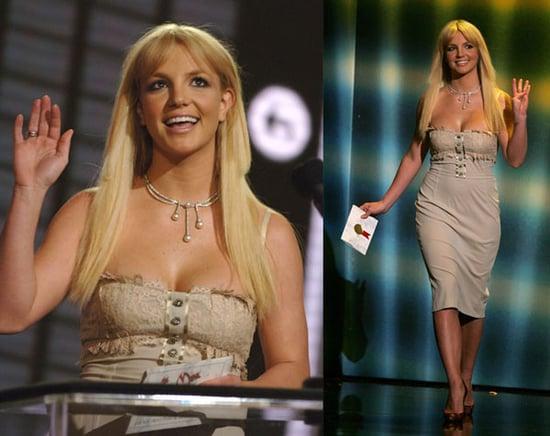Britney Spears AMA Surprise