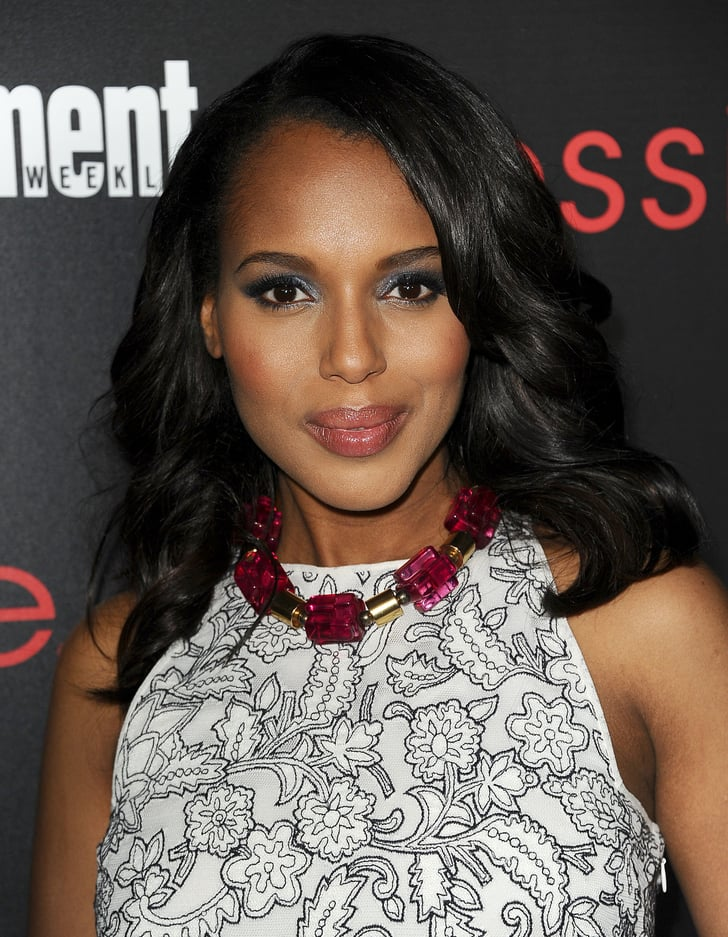 Kerry Washington Is the Chicest New Mom We Know