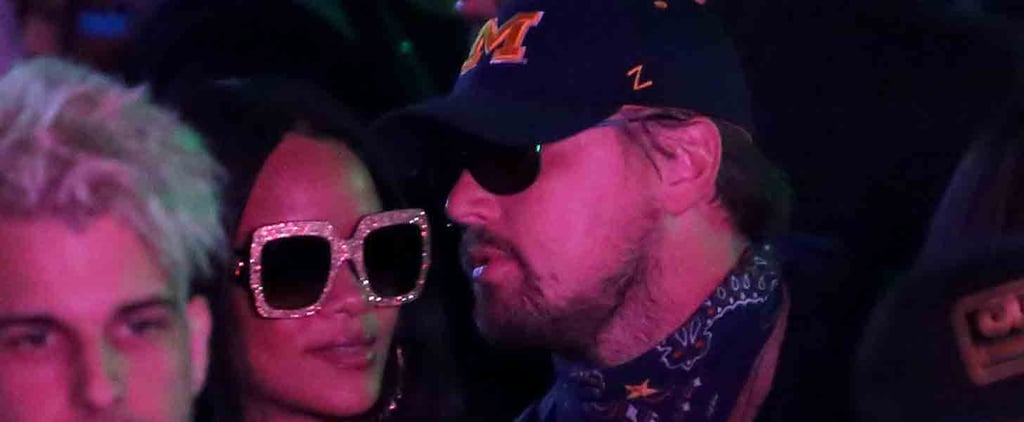 Leonardo DiCaprio and Rihanna Reignite Romance Rumours by Hanging Out Together at a Party