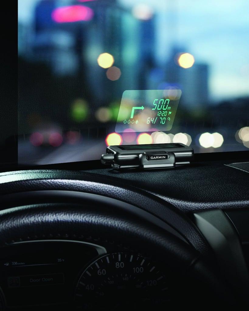 Dashboard Windshield Projector