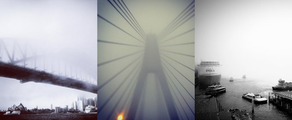 The Fog Over Sydney Made For Some Very Eerie Photographs
