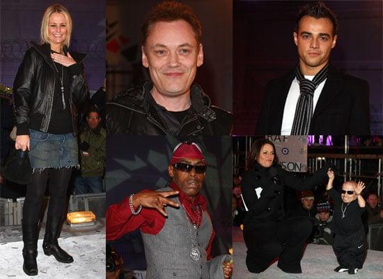 Photos Of Celebrity Big Brother 2009 Live Final, With Winner Ulrika Jonsson, Coolio, Verne Troyer, Davina McCall, Ben Adams etc