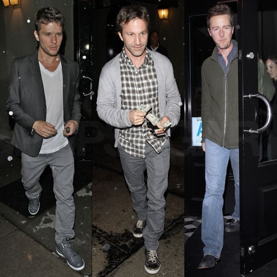 Pictures of Ryan Phillippe Out in LA With Breckin Meyer
