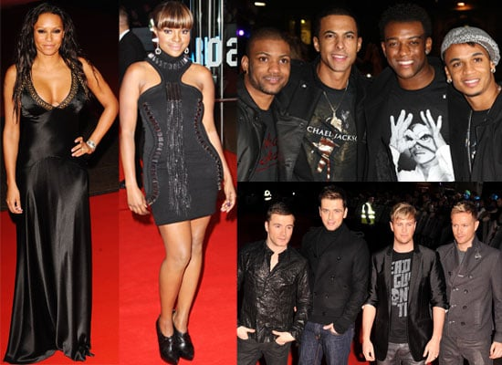 Gallery of Photos from This Is It UK Premiere Including JLS, Westlife, Harry Connick Jr, Keisha Buchanan, Mel B
