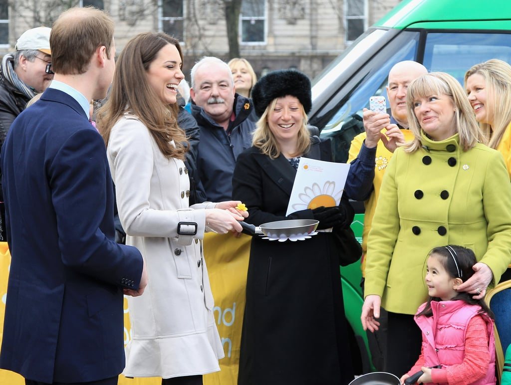 Prince William and Kate Middleton Visit Northern Ireland