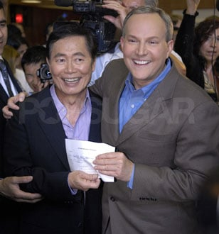 George Takei To Wed September 14th